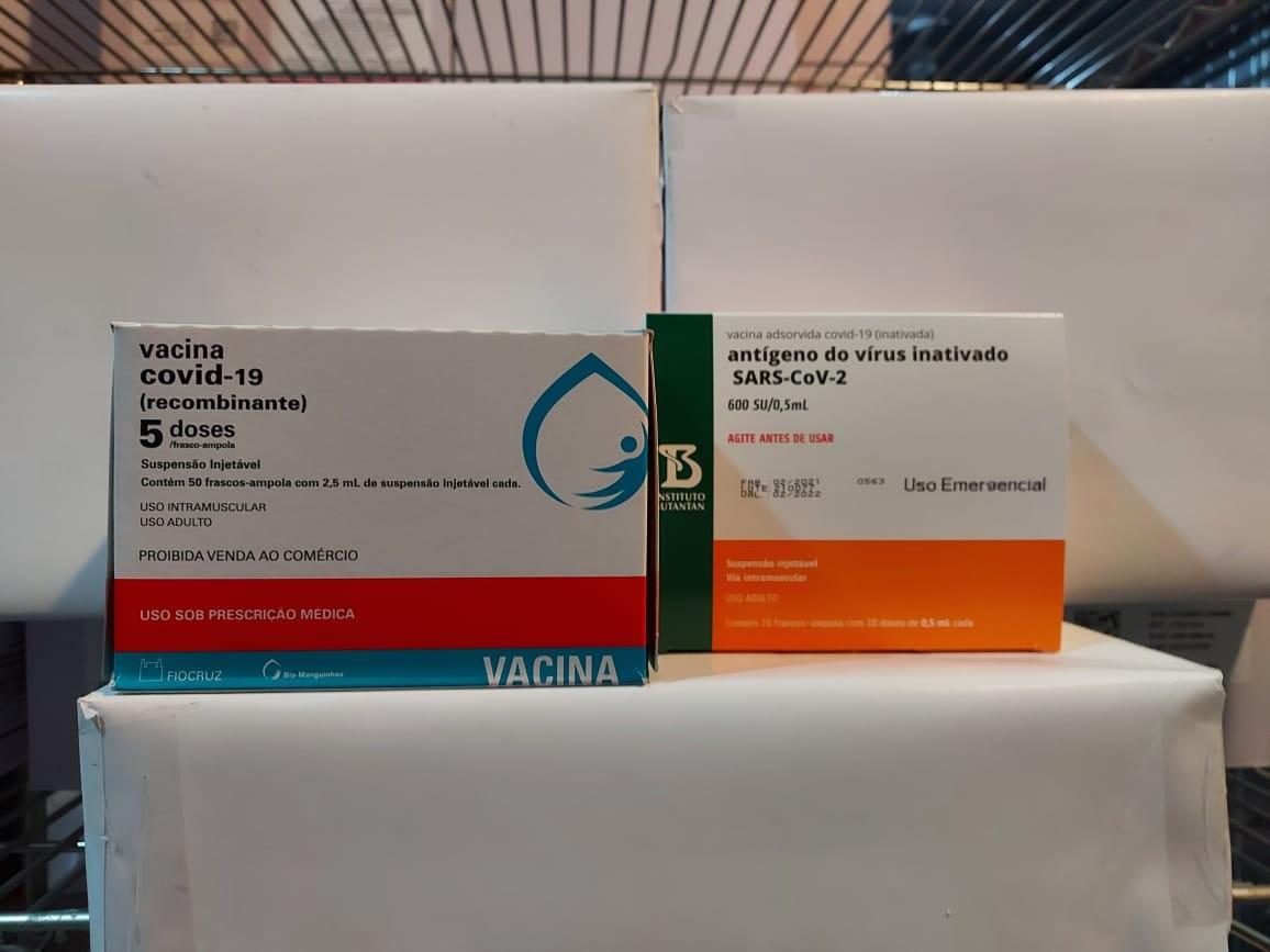 Mais de 6 mil moradores do TO precisam tomar 2ª dose da vacina contra Covid, diz Ministério da Saúde