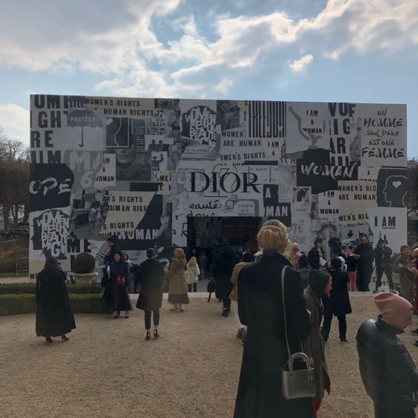 Dior inverno 2019 (Foto: Acervo Glamour)