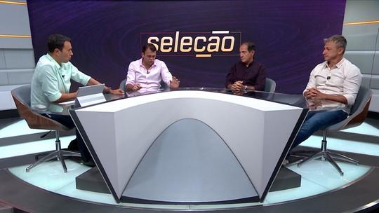 No Seleção SporTV, Petkovic e Paulo Nunes afirmam que Zico é melhor que Messi