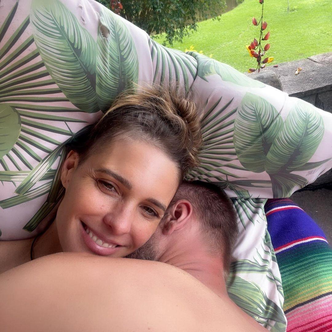 Fernanda Lima e marido (Foto: Reprodução/Instagram)