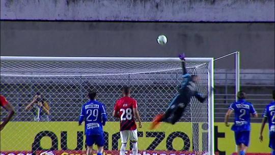 Veja os gols e os melhores momentos de CSA 0 x 4 Athletico, pelo Brasileirão