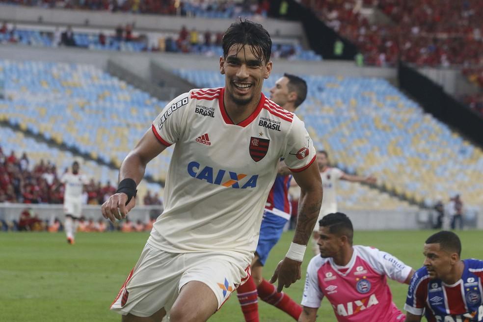 Protagonista do Flamengo em 2018, Paquetá é alvo de assédio de clubes europeus (Foto: REGINALDO PIMENTA/RAW IMAGE/ESTADÃO CONTEÚDO)