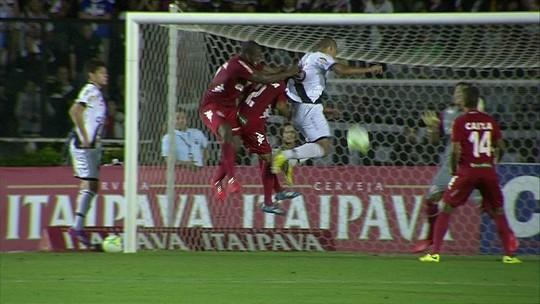 Lembra? Há cinco anos, América-RN empatava por 1 a 1 com o Vasco pela Série B