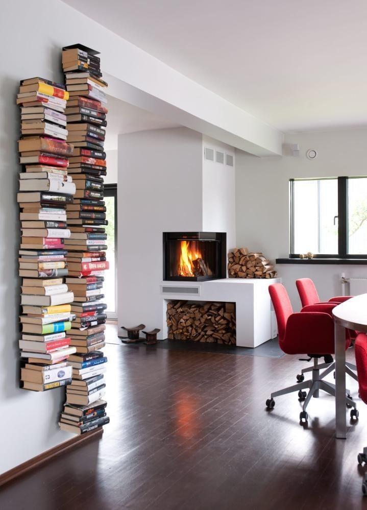 6 estantes e organizadores criativos para deixar a casa em ordem com estilo (Foto: Reprodução)