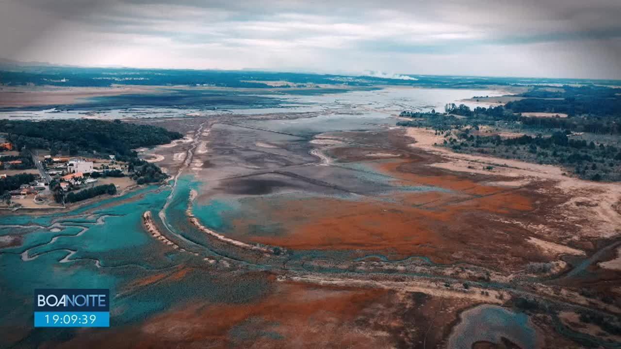 Paraná registra chuvas abaixo da média desde 2018, diz Inpe