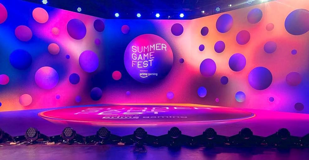 Summer Game Fest tem início nesta quinta-feira (10) com transmissão ao vivo especial — Foto: Divulgação/Summer Game Fest