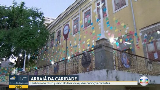 Instituto Isai faz festa junina para comemorar os 190 anos e ajudar crianças carentes