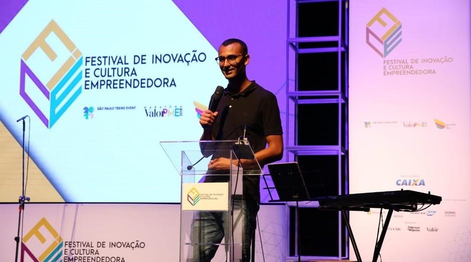 Edu Lyra, empreendedor social e fundador do Instituto Gerando Falcões (Foto: Alexandre Dipaula)