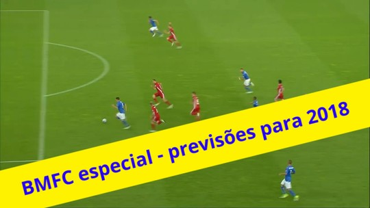 BMFC especial: as previsões sobre a Copa do Mundo de 2018