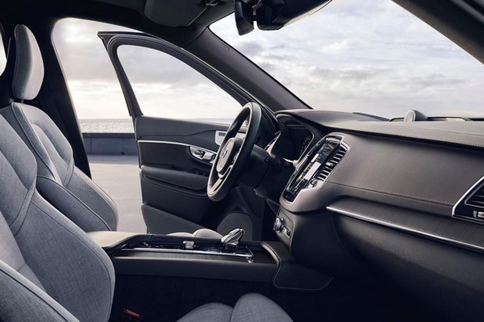 Volvo Xc90 Reestilizado Chega Ao Brasil, New Volvo Xc90 2019 Car Seat
