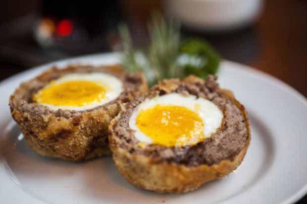 scottish eggs (Foto: Divulgação)