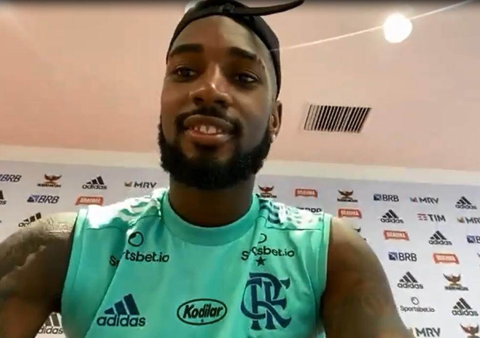 Alvo de clubes europeus, Gerson garante permanência no Flamengo: Se bobear vou até renovar