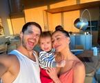 Duda Nagle, Zoe e Sabrina Sato | Arquivo pessoal