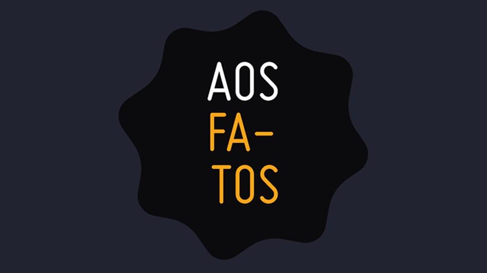 Aos Fatos — Foto: Reprodução/Aos Fatos