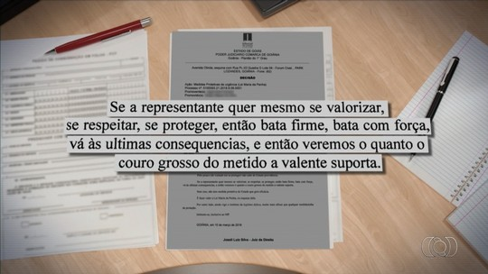 Juiz de Goiás nega pedidos de medidas protetivas alegando que mulheres devem 'se respeitar' e 'bater com força'