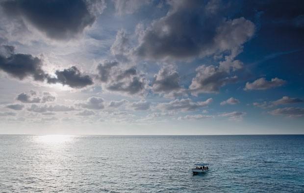 O futuro dos oceanos  (Foto: Martin Ciesielski)