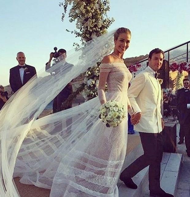 Ana Beatriz Barros e Karim (Foto: Reprodução Instagram)