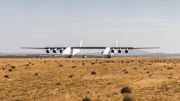 Veja como é o maior avião do mundo (Foto: Divulgação)