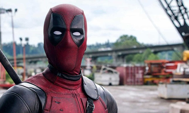 O personagem Deadpool