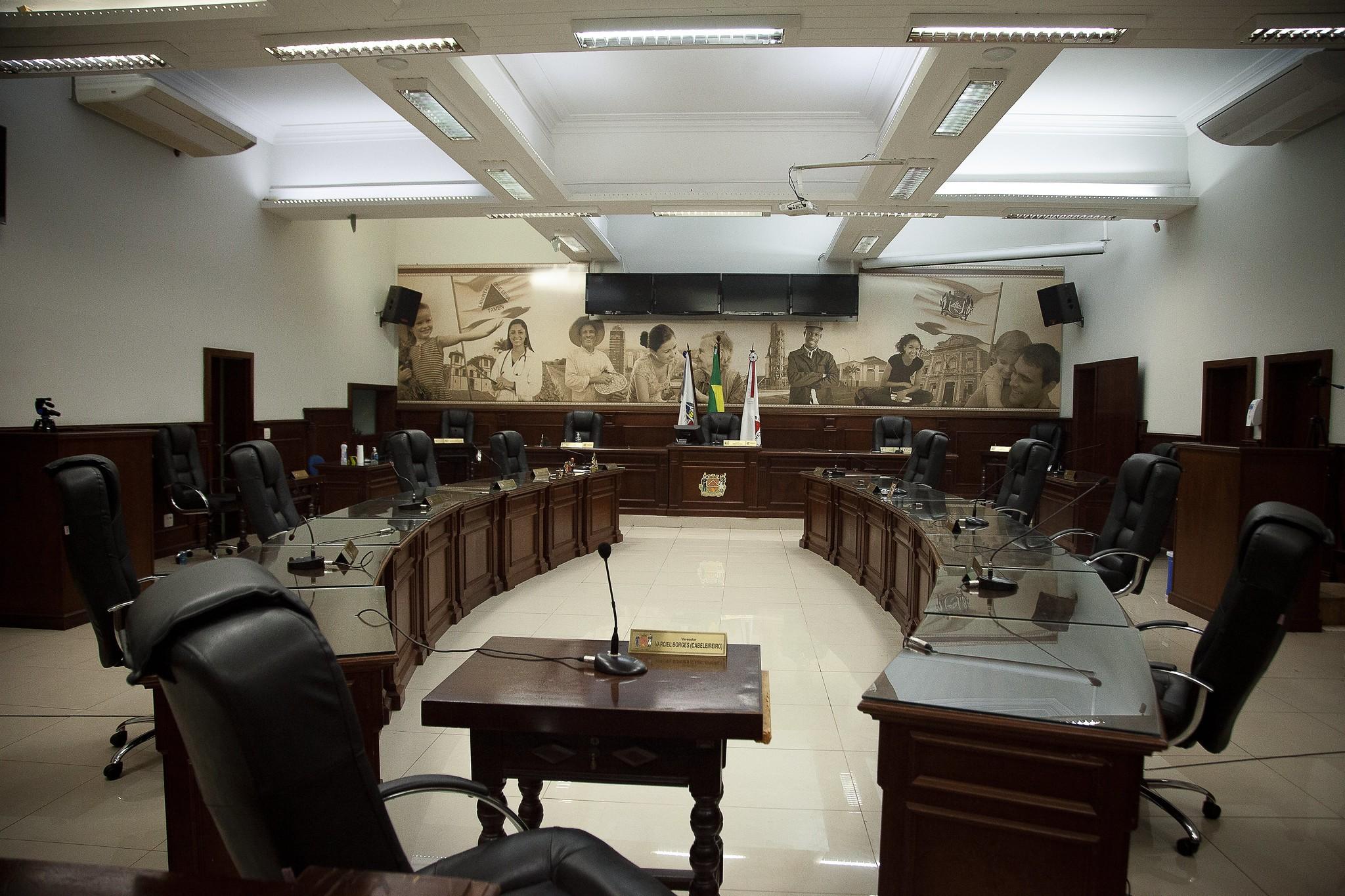 Câmara de Uberaba aprova projeto que busca mais transparência no Fundo Municipal de Manutenção Máquinas
