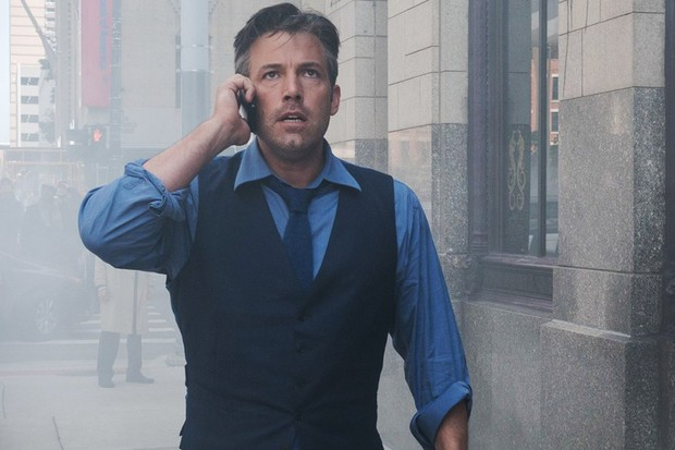 O azul determina a paleta de cores do Bruce Wayne de Ben Affleck (Foto: Getty Images)