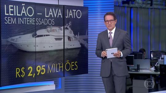 Justiça do Rio começa a leiloar bens de presos e condenados por corrupção na Lava Jato