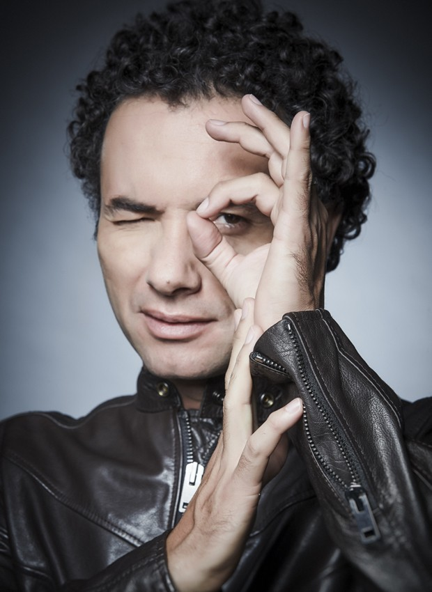 Marco Luque (Foto: Gustavo Arrais)