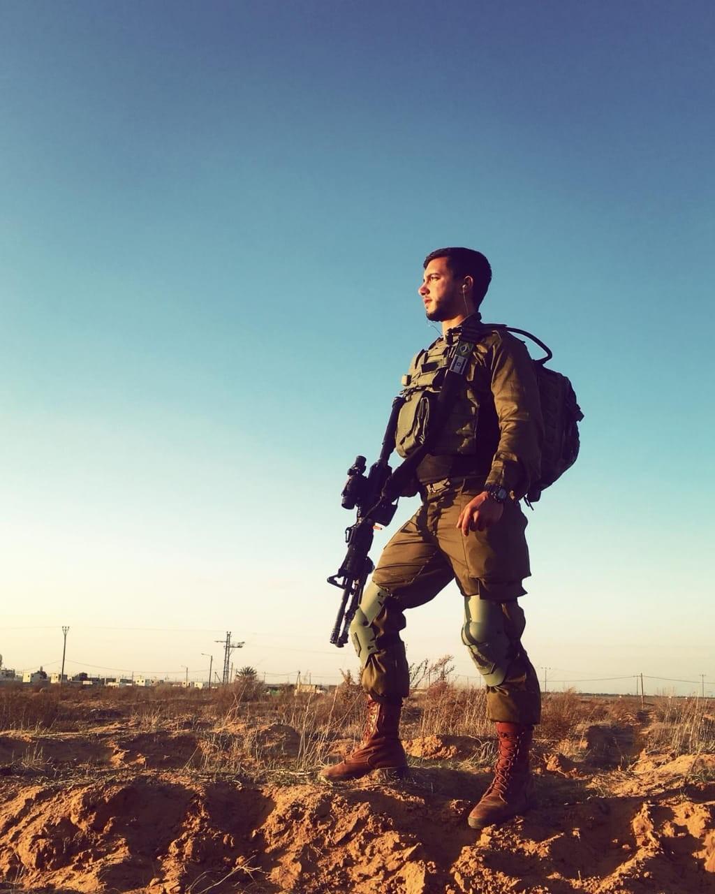 Paraense do Exército de Israel relembra primeira madrugada de mísseis em Gaza e relata rotina como combatente