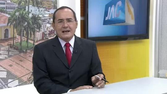 Confira os destaques do Jornal do Acre desta quarta-feira (23)