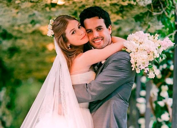 Marina Ruy Barbosa e Alexandre Negra?o (Foto: Reprodução/ Instagram)