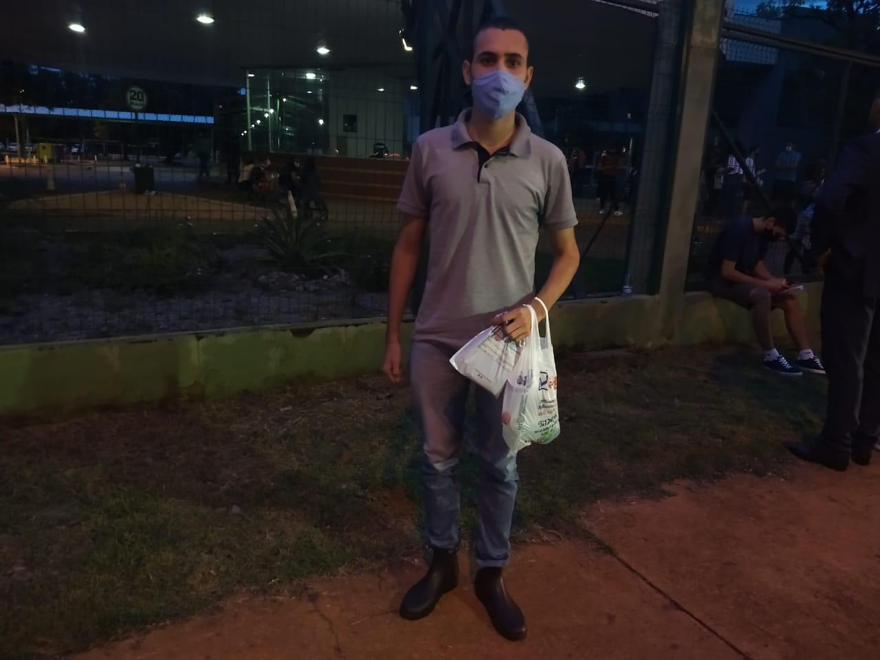 Candidatos do TO relatam dificuldades em fazer Enem durante a pandemia: 'complicado para respirar'