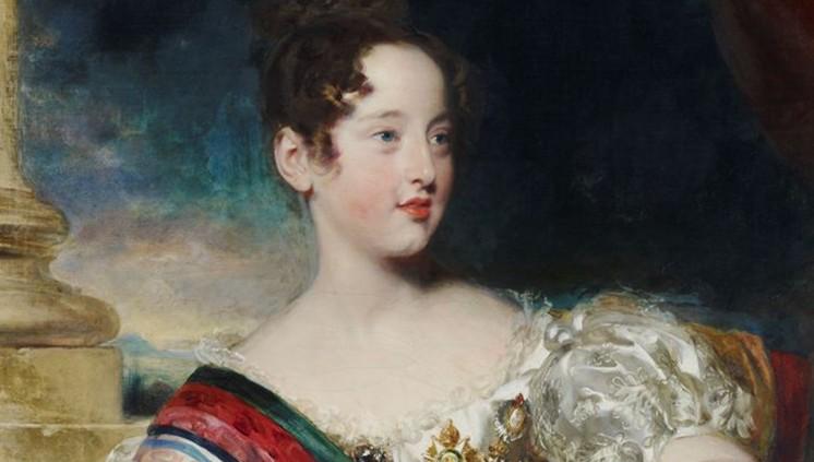 Exposição em Belém lembra os 200 anos de D. Maria II, princesa do Grão-Pará e rainha de Portugal - Notícias - Plantão Diário