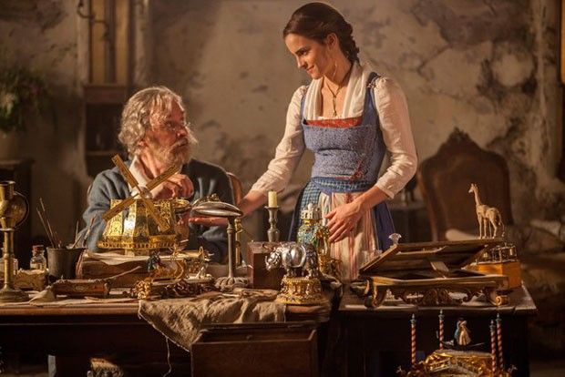 A Bela e a Fera: tudo sobre o cenário do filme (Foto: Divulgação)