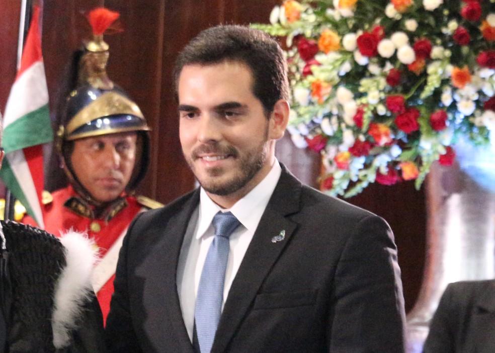 Marcos Aurélio Sampaio.  — Foto: Andrê Nascimento/G1