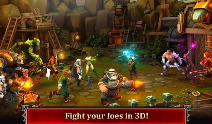 Game de estratégia que promete testar as suas habilidades (Foto: Divulgação)