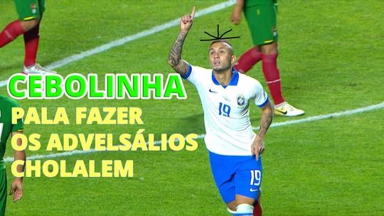 Vídeo: velocidade, drible e finalização compõem o pacote completo de Everton Cebolinha