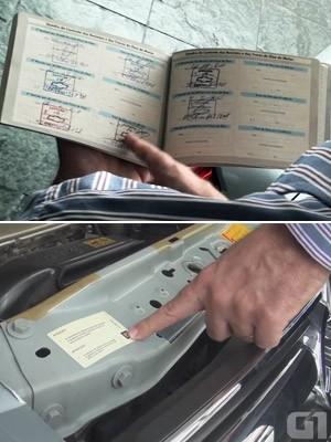 o que checar carro usado (Foto: G1)