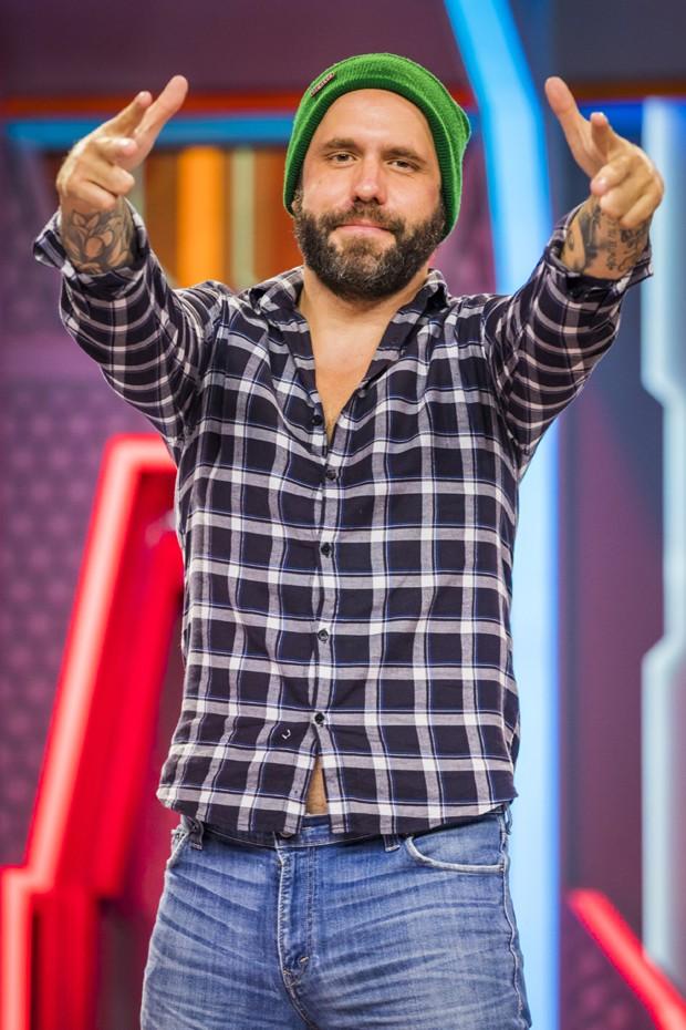 Caruso (Foto: Paulo Belote/TV Globo)
