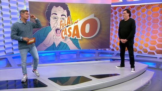 """Fala, Casão: """"Real Madrid fez mal para o Rodrygo?"""""""