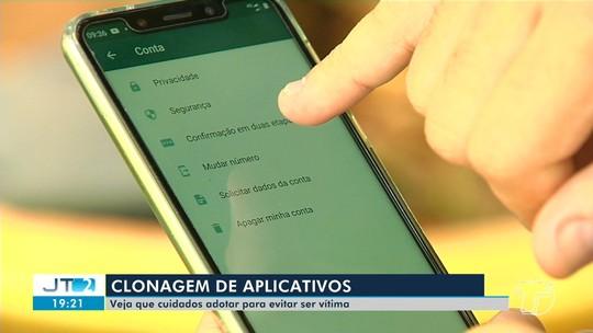 Cuidados devem ser adotados para evitar clonagem de aplicativos de mensagem