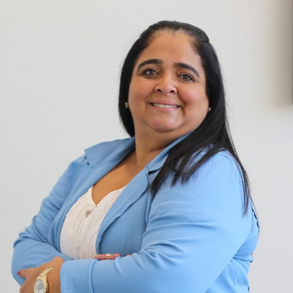 Iolene Lima foi anunciada pelo ministro Vélez Rodríguez como a nova secretária-executiva do MEC — Foto: Reprodução/Twitter