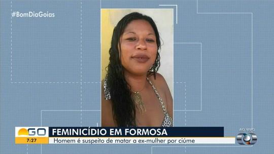 Ex-marido é suspeito de matar mulher após vê-la dançando com outro homem em bar, em Goiás