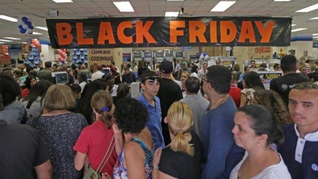 Black Friday chega à sua nona edição no Brasil (Foto: Paulo Pinto/Fotos Públicas)