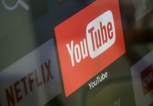 Ícone do YouTube (Foto: Chris McGrath/Getty Images)