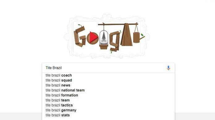 4c0aefecfd Tite no Google  as perguntas que fizeram técnico do Brasil o 3º mais  pesquisado