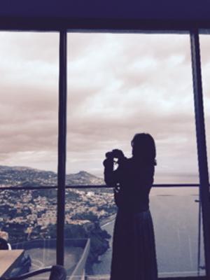 Reflexão de um turista