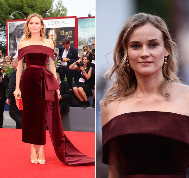 Diane Kruger, de BOSS (Foto: Getty Images)