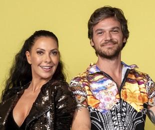 Fabiula Nascimento e Emilio Dantas | João Cotta/TV Globo