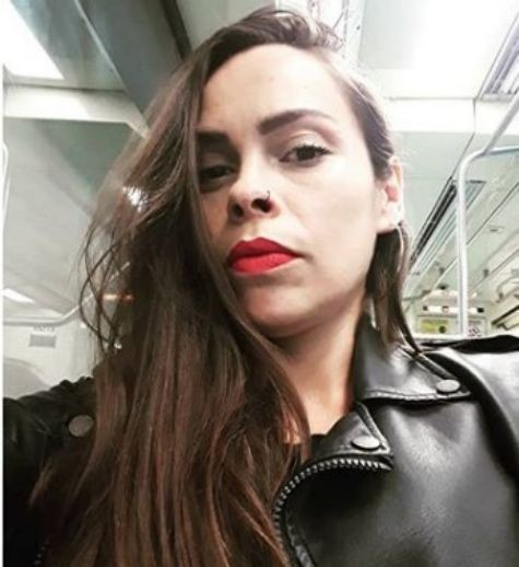 Gisele Frade (Foto: Reprodução)