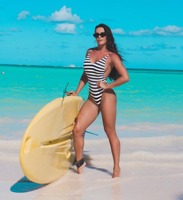 Fernanda D'Avila (Foto: Marcos Junior/MF Press Global)